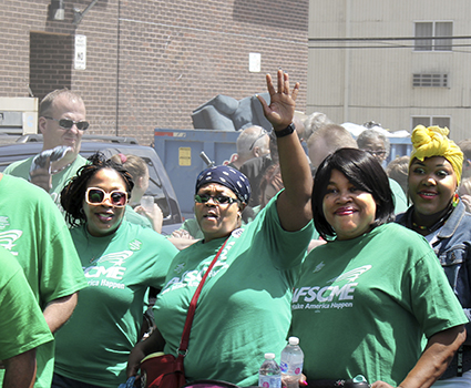 Making AFSCME Strong a priority